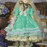 CSD000002 Green Gift SD10/13Girl Ver.